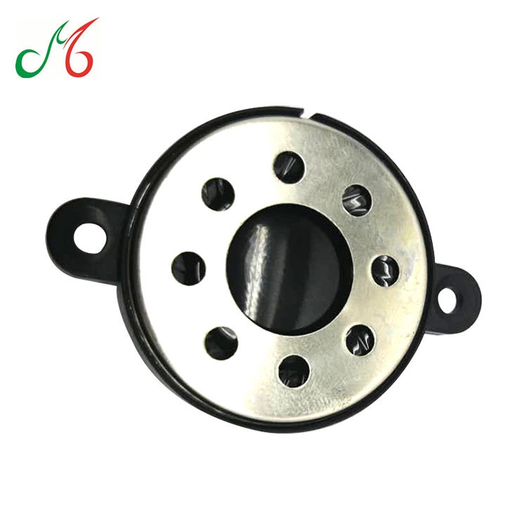 High quality 35mm 1.8w micro speakers 8ohm mini plastic round speakers with screw holes