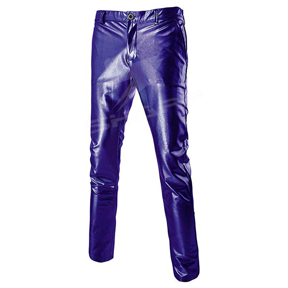 Latest Style Men Leather Pants For Online Sale Best Quality Men Leather Pants With Low Price