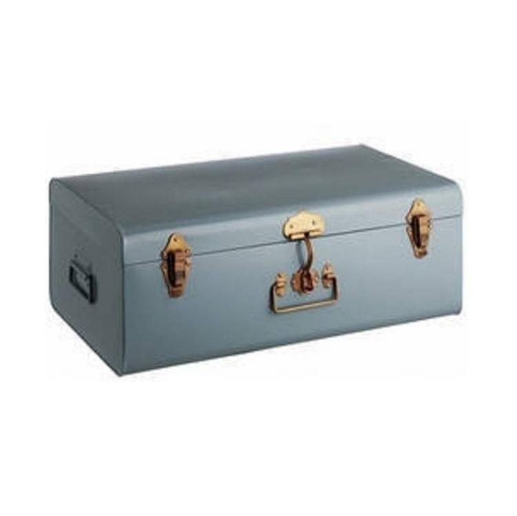 Modern Design Galvanized Storage Trunk