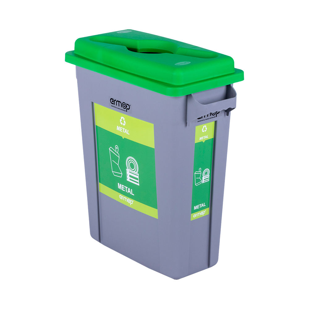 Household Waste Seperation Plastic Recycle Waste Bins