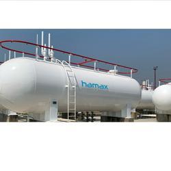 HAMAX LPG STORAGE TANK 47m3
