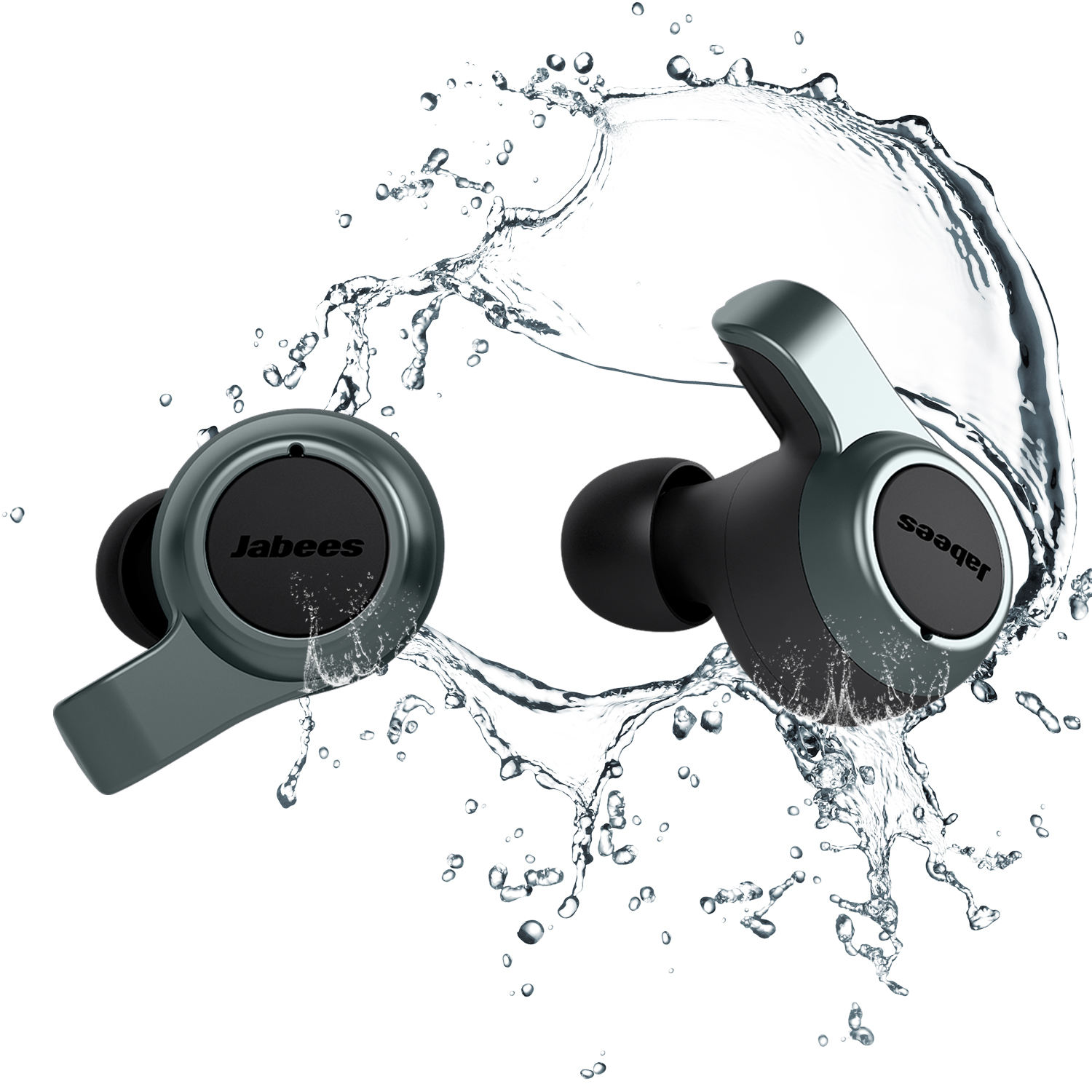 Firefly.2 Earbud Bluetooth IP67 Tahan Air TWS, Earphone Nirkabel dengan Mode Transparan