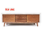 high quality TV stands furniture exported quality made in Viet Nam
