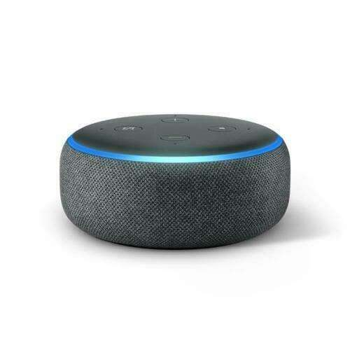 NEW Amazon Echo Dot (3rd Gen) -Speaker Pintar dengan Alexa
