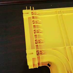 custom plastic molded products OEM plastic parts customize injection ABS plastic products