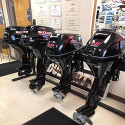 Best Price for Brand New/Used Suzukis 9.9HP Outboards Motors