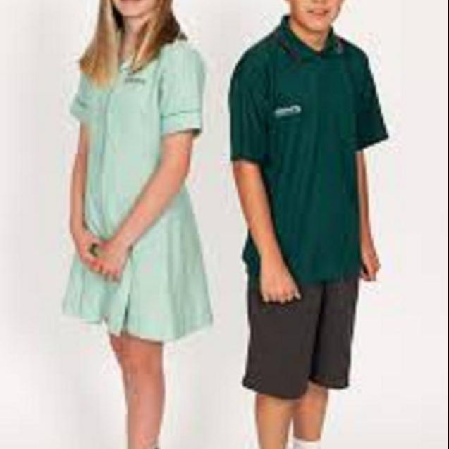 Oem High Quality primary and mid school stock school uniform