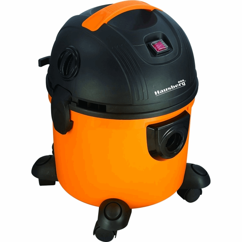 Hausberg- hight quality electrical WET AND DRY VACUUM CLEANER
