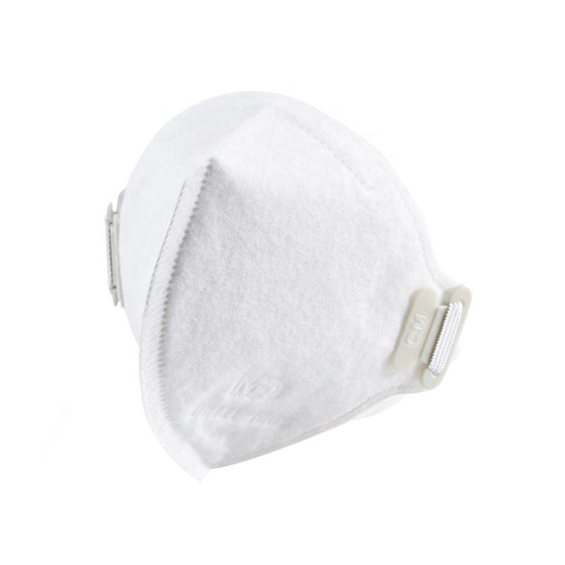 face mask carbon filter with respirator
