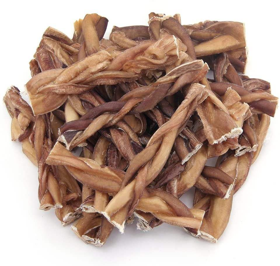 Pet Food Dry Dog Chew Bully Sticks Natural beef pizzle