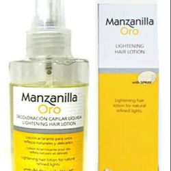 Oro Lightening Hair Lotion With Chamomile Extract Yellow 180ml