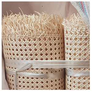 Webbing roll rattan / wicker chairs