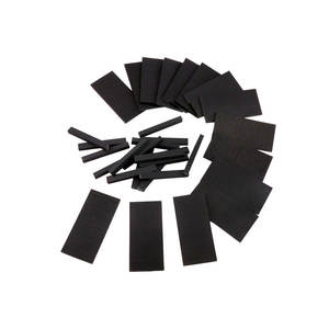 electrode conductive rubber zebra connector