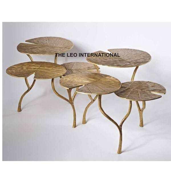 lotus top coffee table