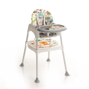 Multifunctional High Chair Baby Feeding 3 in 1 High Chair for Feeding made in Turkey