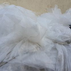 LDPE Film Scrap 98/2  99/1 clear and Clean