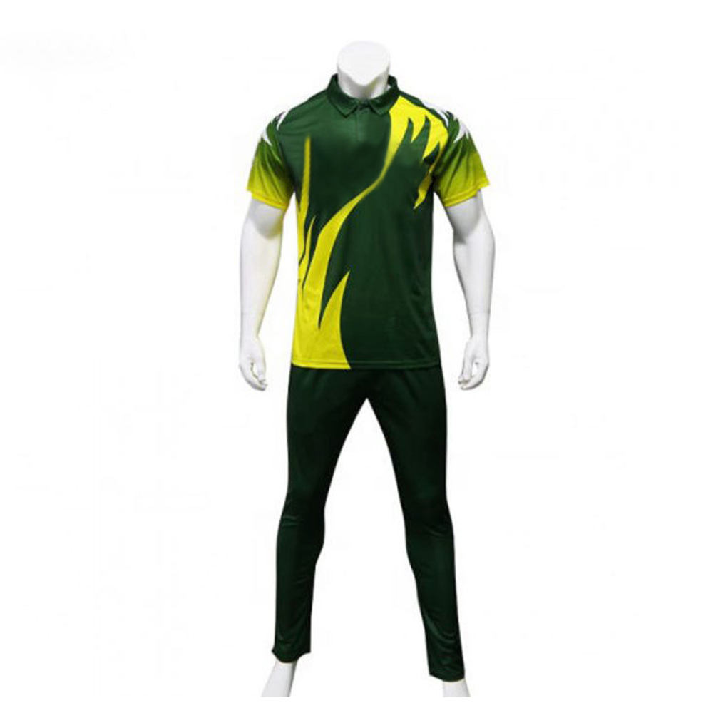 2019-2020 custom cricket team uniforms international cricket uniforms design