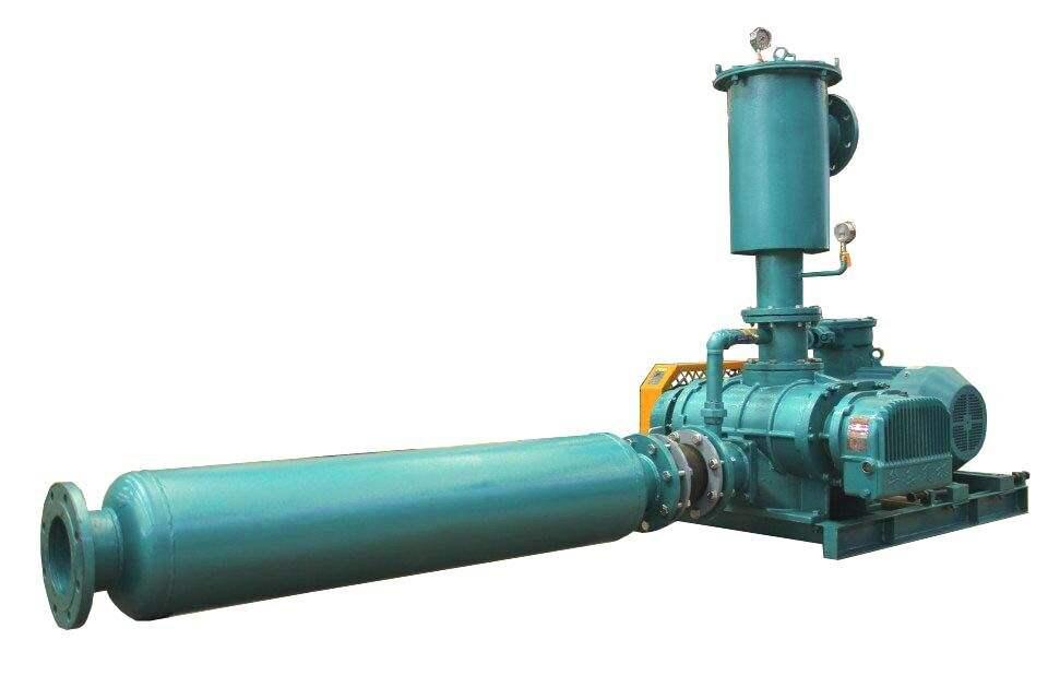 Газодувка для природного газа