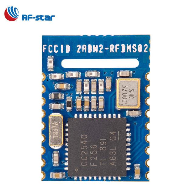 CC2540 RF-BM-S02 Новый RFSTAR низкой энергии 4dBm 50 м 2,4 ГГц BLE 4,0 Bluetooth RF модуль