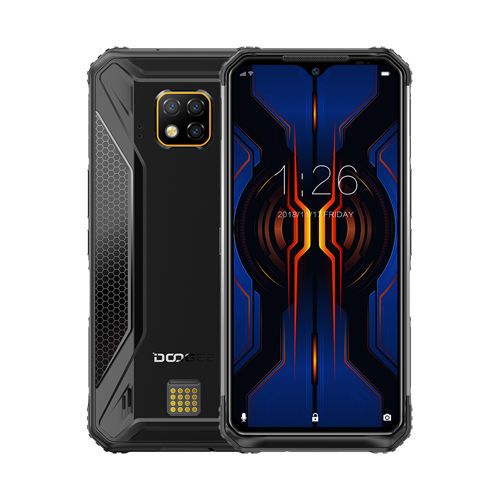 IP68/IP69K DOOGEE S95 Pro Modulare Rugged Mobile Phone Display da 6.3 pollici 5150mAh Helio P90 Octa Core 8GB 128GB 48MP Cam Android 9