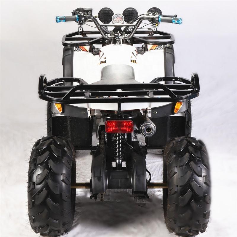 China nuevo diseño 4*4 110/125cc Quad Bike racing atv para venta