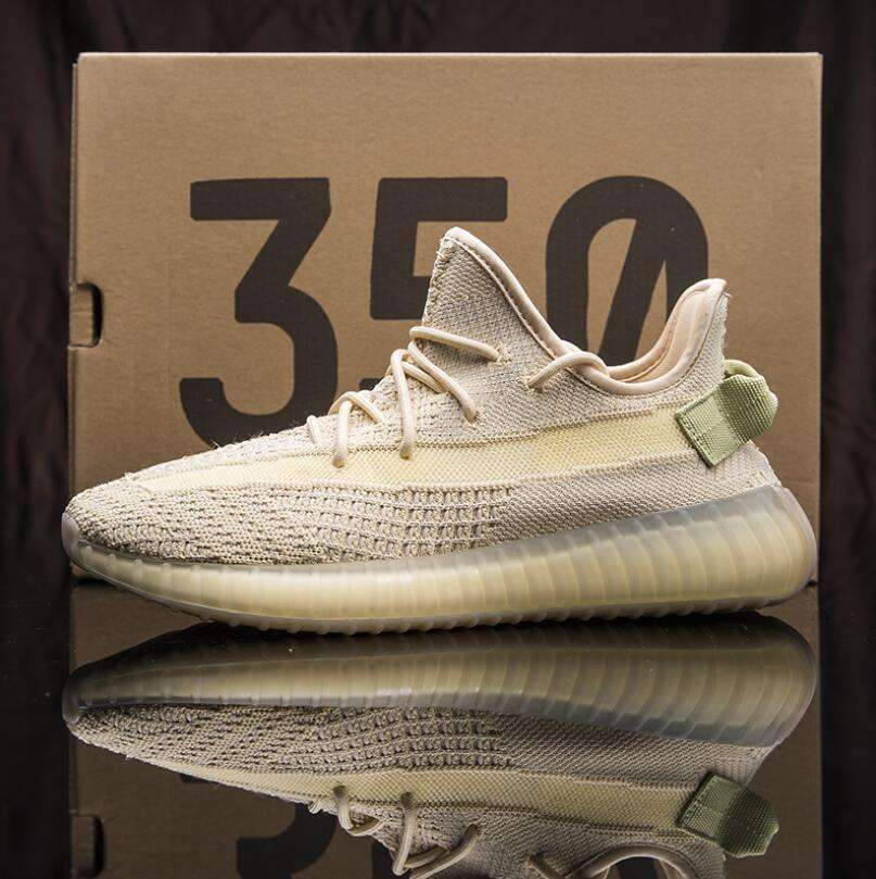 Yeezy 350 v2 starry star limited 시리즈 커플 캐주얼 스니커즈