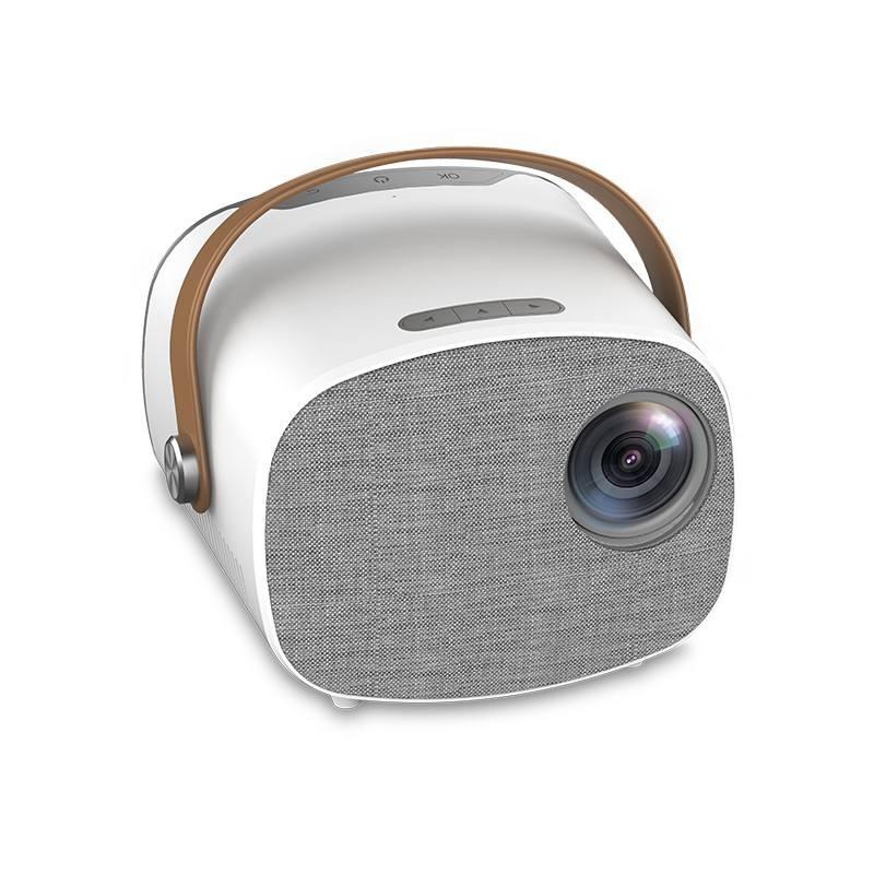Venta caliente aao mini portátil video proyector celulares párr 4k led android inteligente lcd proyector para casa móvil teatro