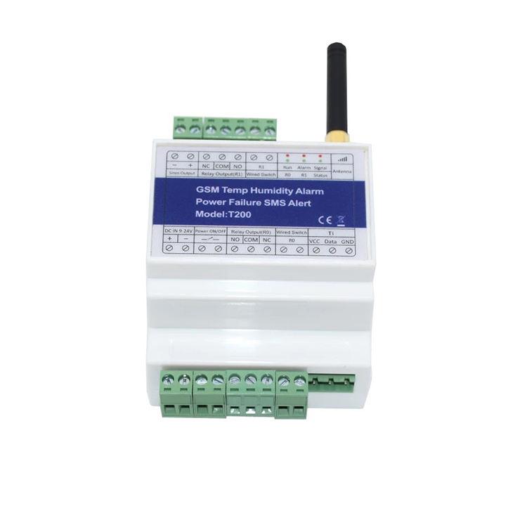 GSM Температура Влажность сигнализация сбой питания SMS оповещение T200