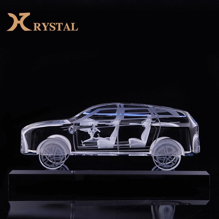 Pujiang proveedor <span class=keywords><strong>de</strong></span> <span class=keywords><strong>cristal</strong></span> 3D grabar adorno <span class=keywords><strong>de</strong></span> <span class=keywords><strong>cristal</strong></span> <span class=keywords><strong>de</strong></span> coche modelo para recuerdo