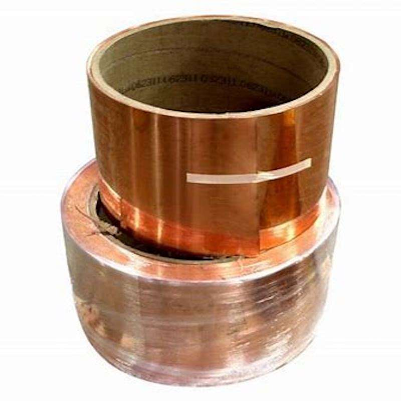 Hot Selling Products 0.15mm Finished Surface Copper Foil Coil Cupronickel Strip C7521/C7701