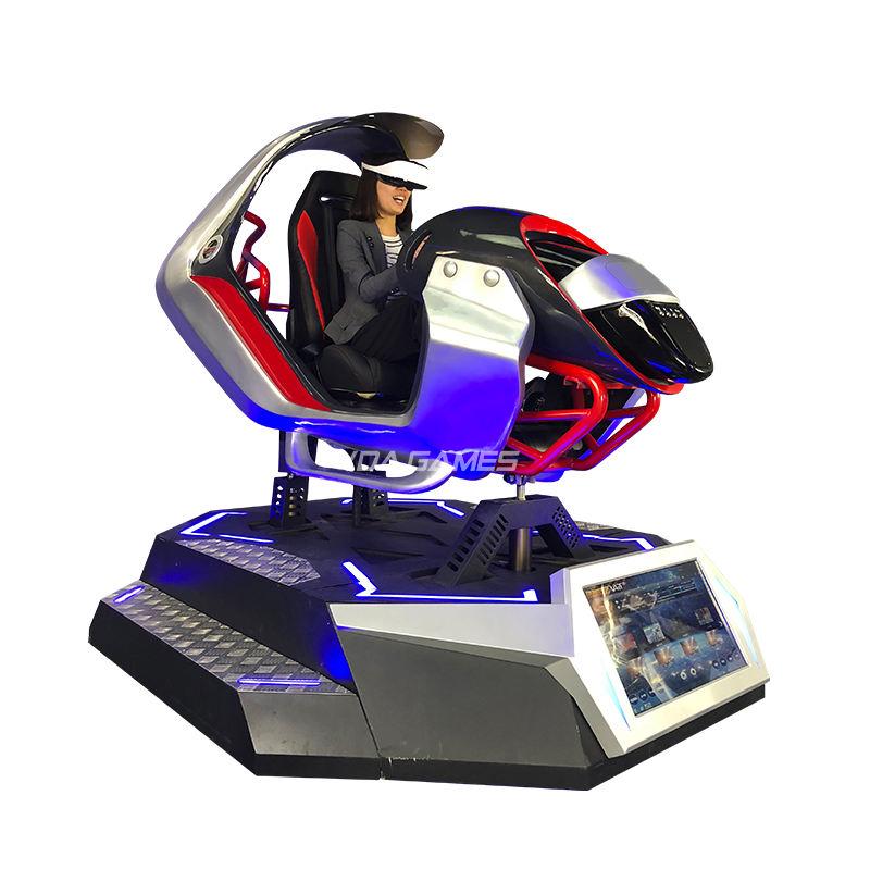 Hấp dẫn VR racing car với 3 DOF <span class=keywords><strong>chuyển</strong></span> <span class=keywords><strong>động</strong></span> nền tảng vr đua <span class=keywords><strong>mô</strong></span> <span class=keywords><strong>phỏng</strong></span>