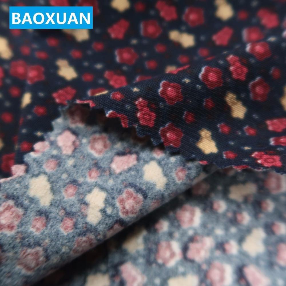 Shaoxing fabrika çıkışı 170gsm akıllı 100 polyester fırçalanmış <span class=keywords><strong>triko</strong></span> yatak kumaşı