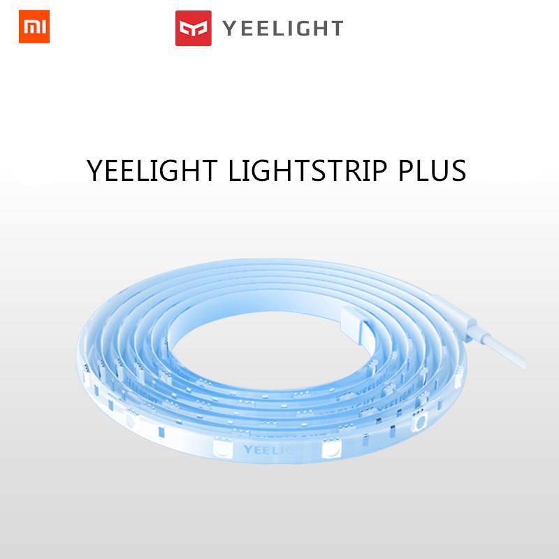 XIAOMI YEELIGHT LED RGB LIGHTSTRIP más extensión YLDD04YL <span class=keywords><strong>funciona</strong></span> con Google <span class=keywords><strong>asistente</strong></span>
