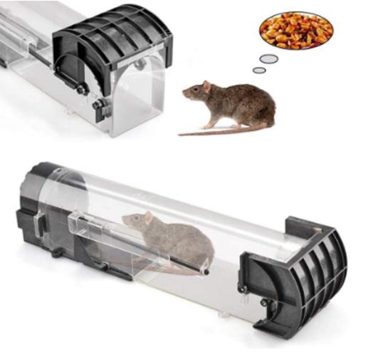 Mausefalle Schädlings Ablehnen Überschwemmungen Nagetier Ratte Käfig Clamp Pest Repeller Ant Mausefalle Ratte Falle