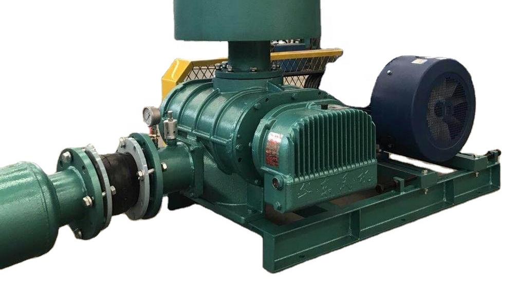 Воздуходувка РУТC для газа тепловая электростанция