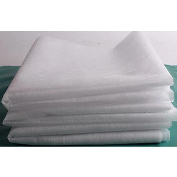 Нетканый белый цвет одноразовые простыни медицинской кровати