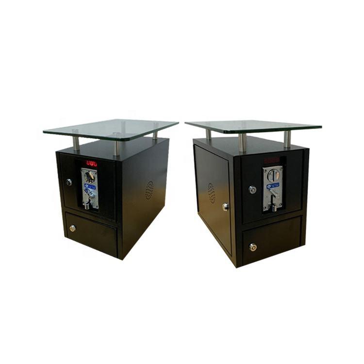 Tótem moneda operado temporizador caja de control para silla de <span class=keywords><strong>masaje</strong></span>