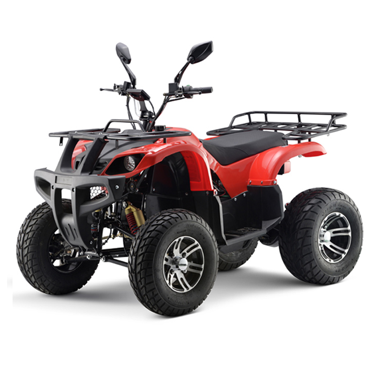 Rápido eléctrico vehículos todo terreno adulto cuatrimoto electrica quad bici de la suciedad de granja