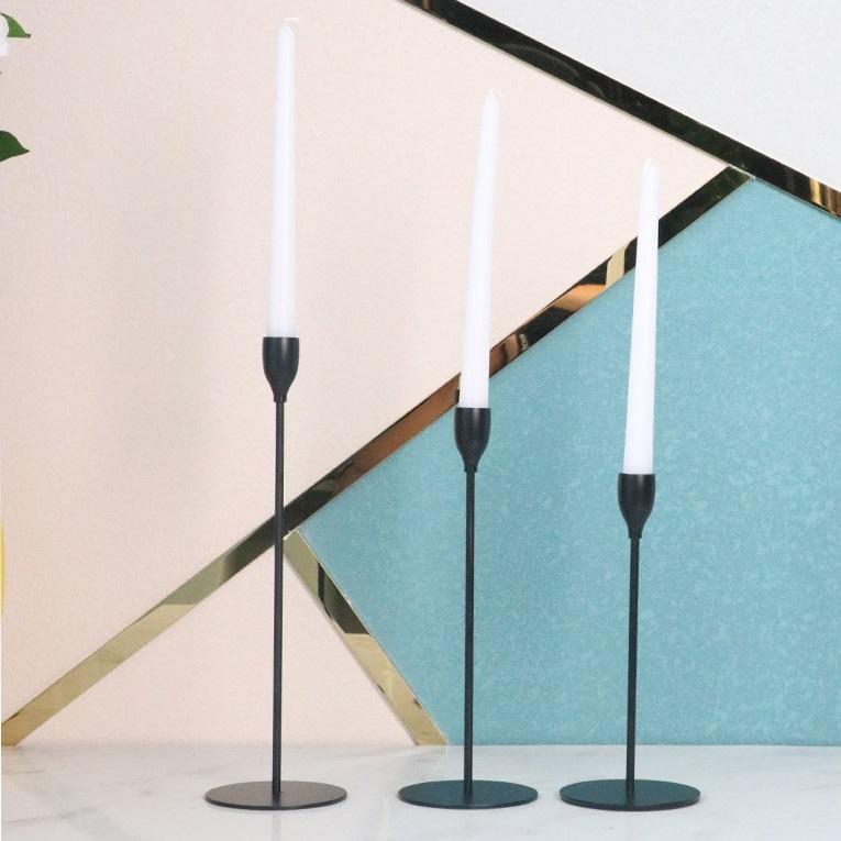 black candle stick holders candle holder for home decor