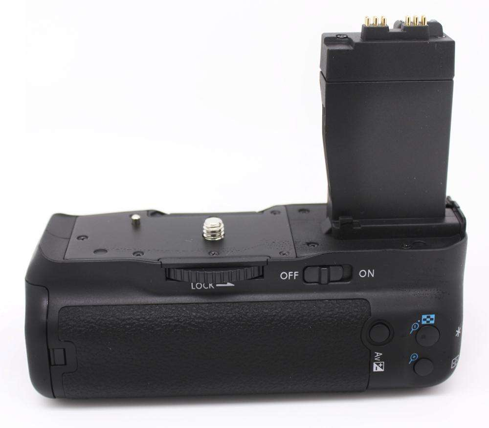 Jinnet Professionale <span class=keywords><strong>Battery</strong></span> <span class=keywords><strong>Grip</strong></span> Della Macchina Fotografica <span class=keywords><strong>BG</strong></span>-<span class=keywords><strong>E8</strong></span> Per Canon EOS 550D 600D 650D 700D