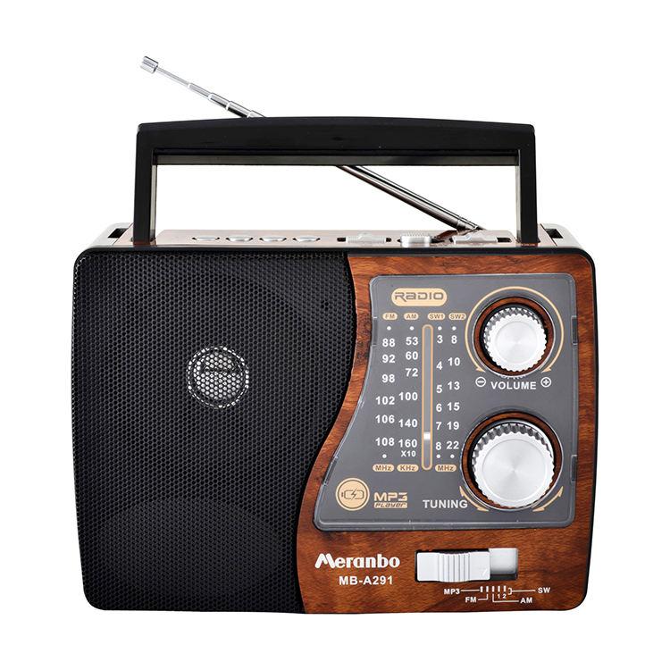 Hot Bán 360 Antenna Fm Am Sw Đài Phát Thanh Xách Tay Với Mp3-music-player Cho Gia Đì<span class=keywords><strong>nh</strong></span>