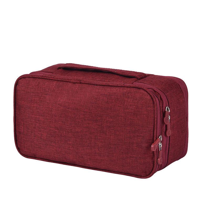 جديد الموجبة السفر الملابس الداخلية حقيبة التخزين البرازيلي حقيبة التخزين مخصص المصنعين