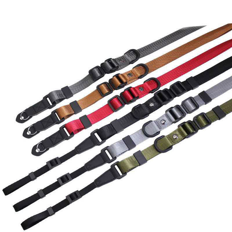 22cm fast adjusting camera strap decompression SLR camera multi function oblique back shoulder photography strap