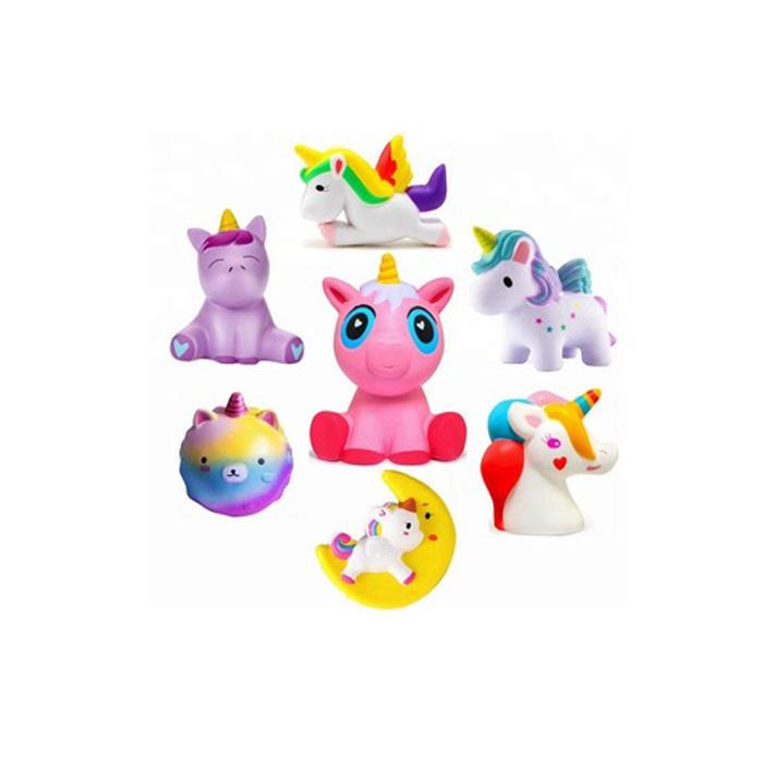 CHL завод нестандартной формы цветной логотип <span class=keywords><strong>DIY</strong></span> jumbo еда животных дети медленно растущие моти снятие стресса мягкие игрушки