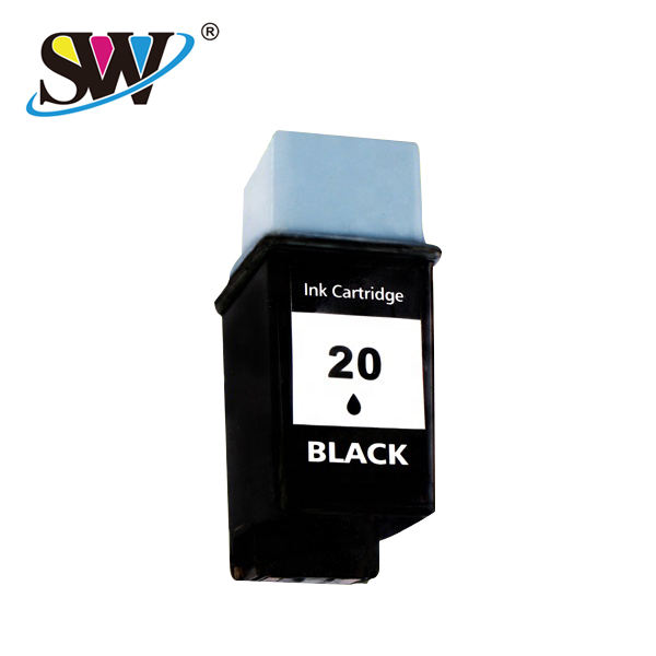 Senwill factory recycled wholesale inkjet cartridge <span class=keywords><strong>20</strong></span> premium quality for <span class=keywords><strong>HP</strong></span> printers