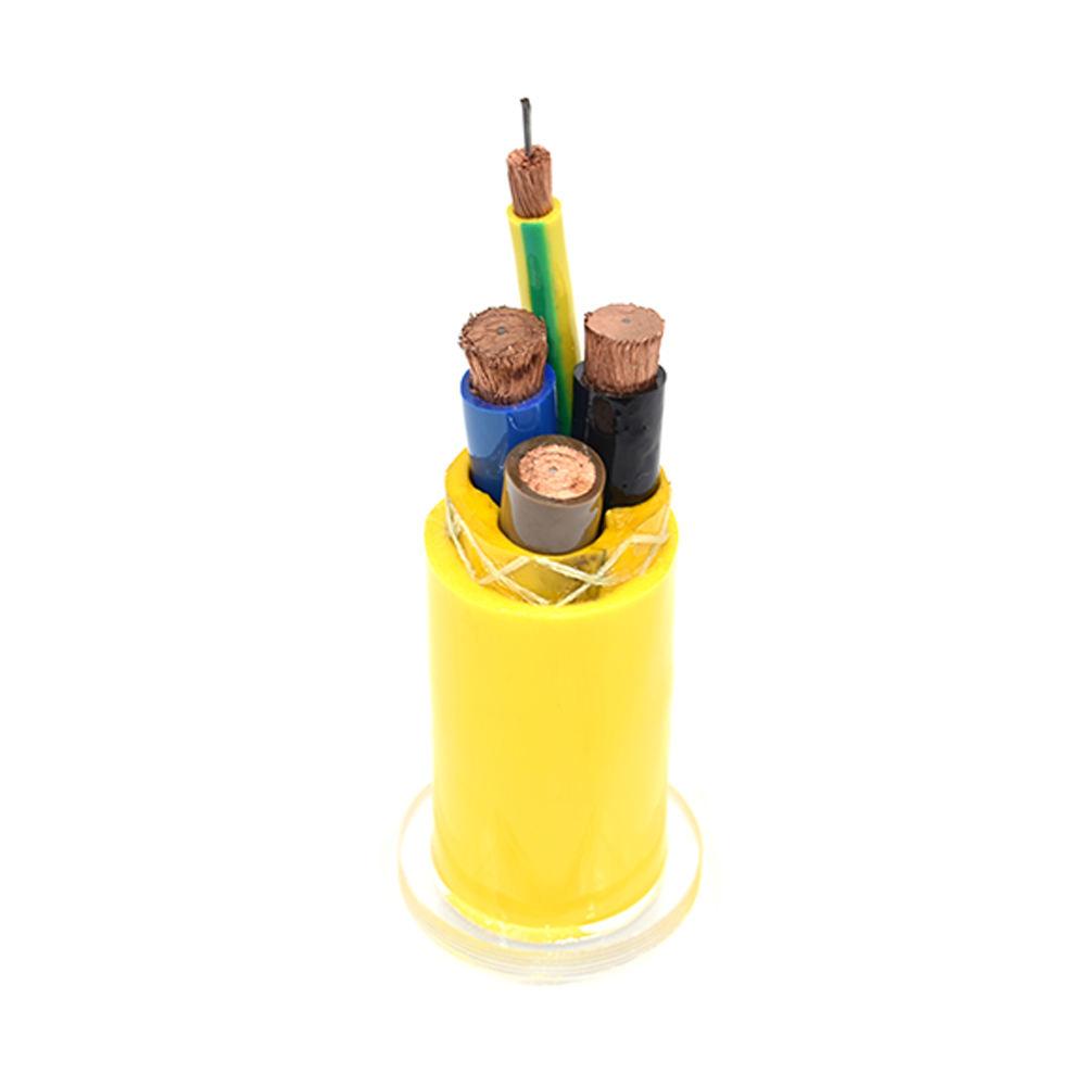 Nshtou eléctrico de alambre de cobre Alambre de Cable <span class=keywords><strong>35Mm</strong></span>