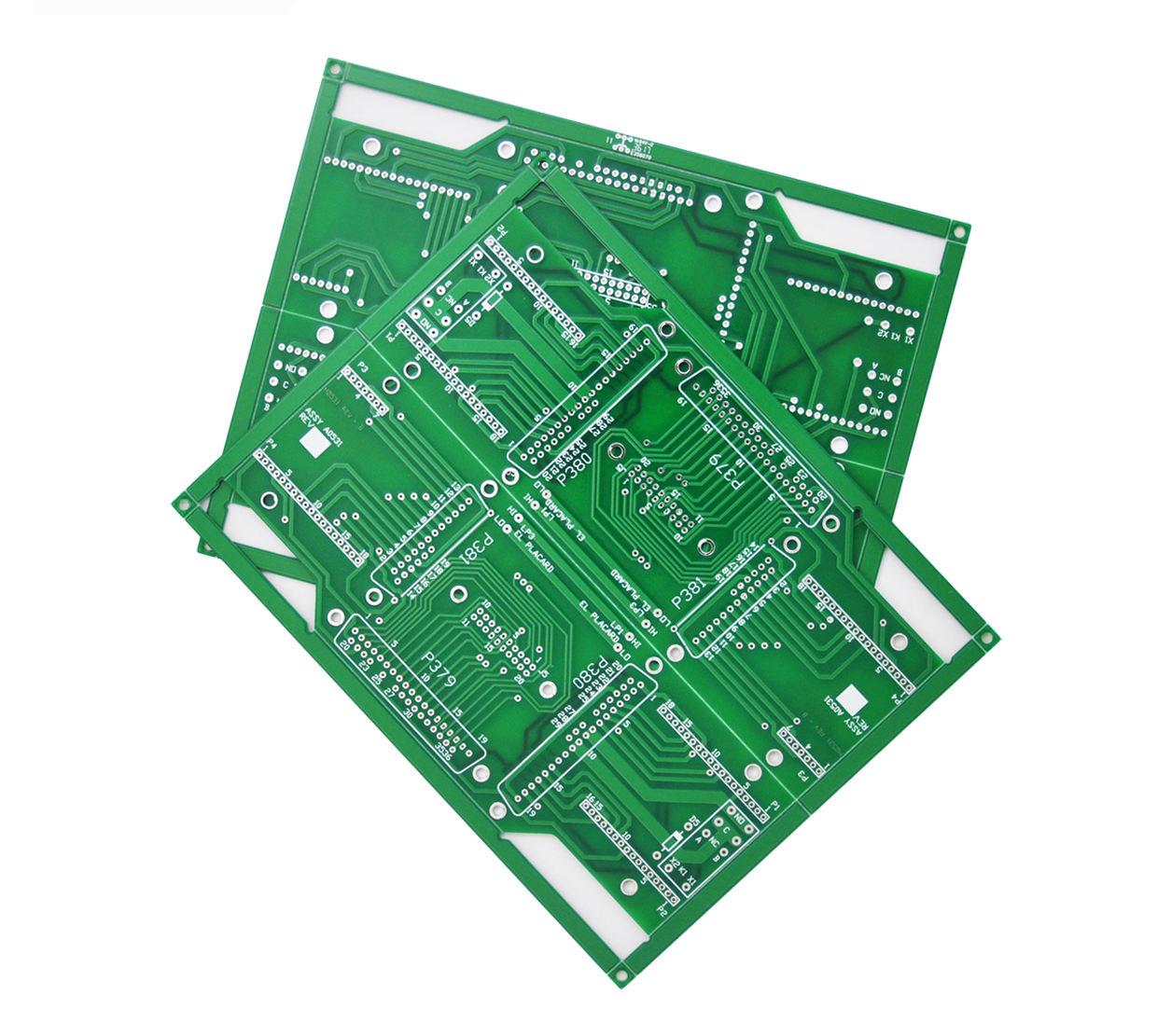 FR4 Materiale di Base e 4mil Min. Linea Spaziatura nokia telefono mobile pcb