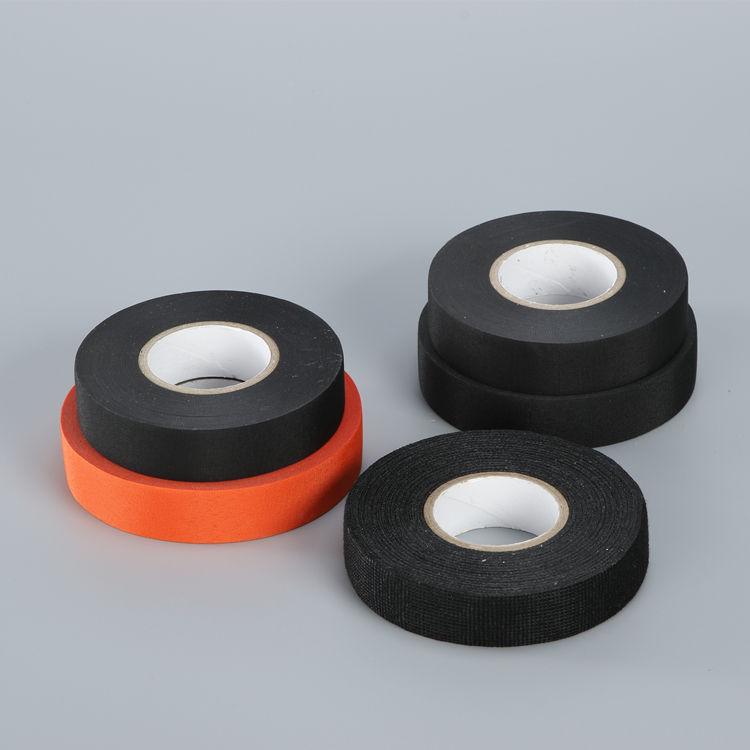 ワイヤー自動車配線車ハーネス純粋な綿断熱布テープ