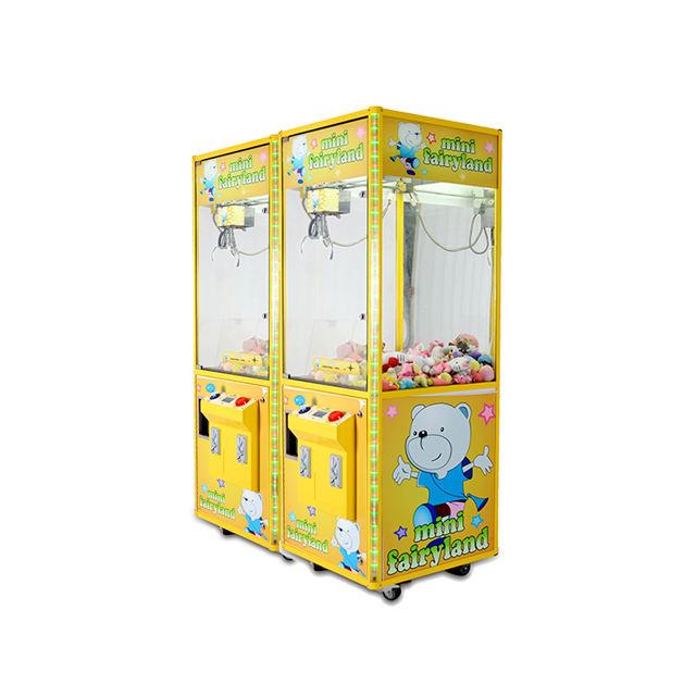Moneda Mini juguete garra grúa tomar máquina de Mini grúa garra juguetes máquina de