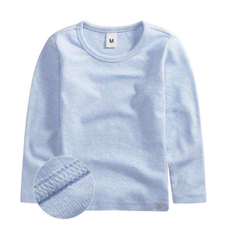 колготки простая футболка унисекс с круглым вырезом для маленьких девочек хлопковая футболка в полоску с длинными рукавами